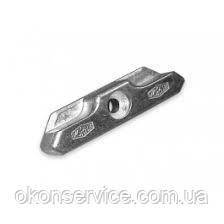 Ответная планка цапфы Vorne 13 мм.