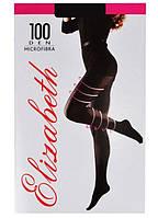Колготки Elizabeth 100 den microfibre Cappuccino р.3 (00124) | 5 шт.