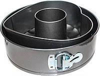Набор формы для выпечки разъемные 3в1 MH-0126