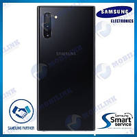 Крышка задняя Samsung Note 10 N970 Чёрная Black GH82-20664A оригинал!