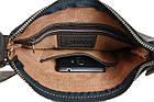 Сумка мужская кожаная планшетка SULLIVAN smvp60(22) коричневая, фото 2
