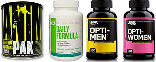 Спортивные витамины