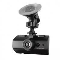 Видеорегистратор DVR 228 HD, автомобильный регистратор ДВР дисплей с диагональю 2,8 дюйма + подарок