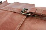 Сумка мужская кожаная планшетка SULLIVAN smvp77(25) светло-коричневая, фото 5