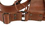 Сумка мужская кожаная планшетка SULLIVAN smvp77(25) светло-коричневая, фото 6