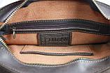 Сумка мужская кожаная на плечо SULLIVAN smvp71(38) коричневая, фото 2