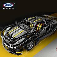 Конструктор XingBao Car Series XB-07002 Balisong small Supercar 1177 деталей.+Видео Обзор., фото 4