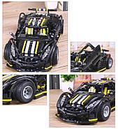 Конструктор XingBao Car Series XB-07002 Balisong small Supercar 1177 деталей.+Видео Обзор., фото 5
