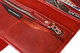 Кошелек женский кожаный большой SULLIVAN  kgb62(10) красный, фото 6