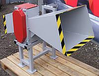 Измельчитель веток ДС-80Т для трактора от ВОМ трехвальный Drovosek (80 мм, подрібнювач гілок, дробилка веток)