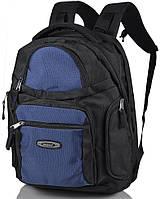 Рюкзак с отделом для ноутбука Onepolar 1063 синий