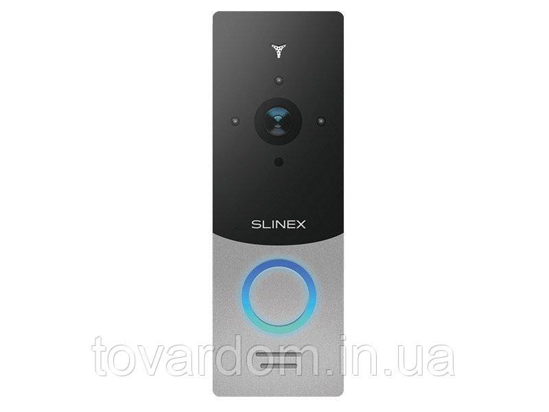 Видеодомофон Slinex ML-20IP Silver+Black