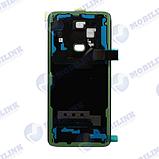 Крышка задняя Samsung SM-G960 Galaxy S9, Фиолетовая Lilac Purple, GH82-15926B, оригинал!, фото 2