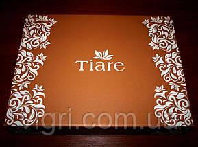 Постельное белье евро, сатин люкс Tiare Вилюта. VSLT Т93, фото 3