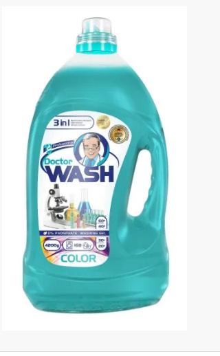 Гель для стирки Doctor Wash