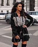 Платье женское чёрное, красное, кэмэл, 42-44, 46-48, 50-52, фото 5