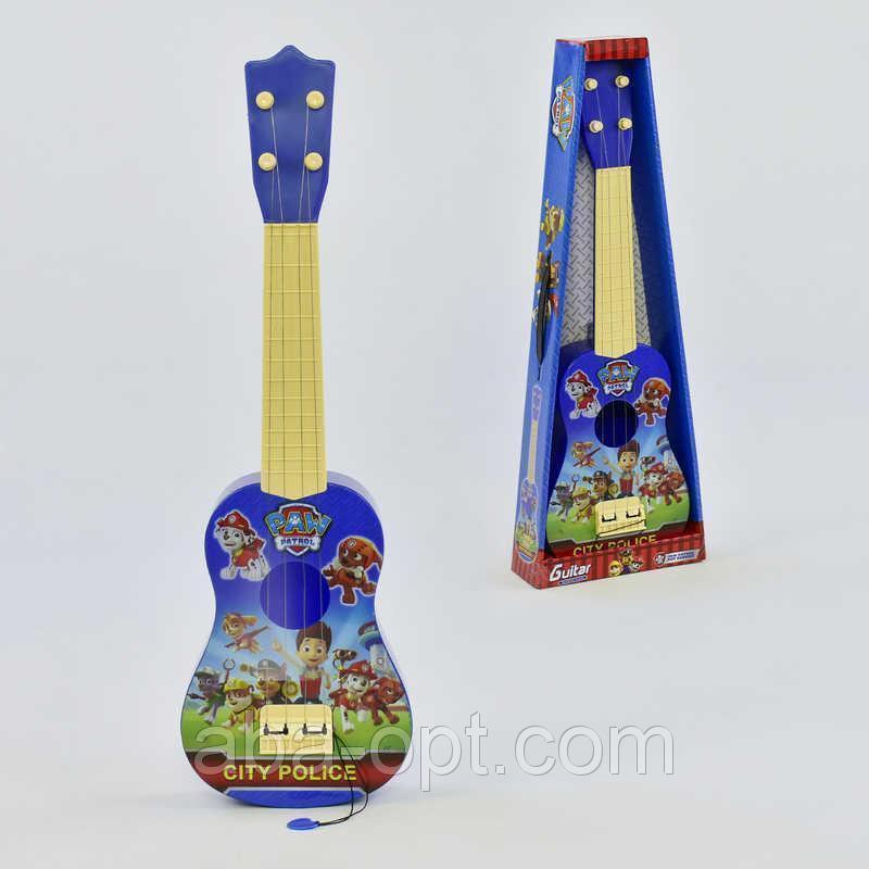 Гитара детская акустическая 819-39-41-50 (48) в коробке