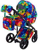 Дитяча універсальна коляска 2 в 1 Adamex Luciano Y123