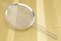 3092 Сито с ручкой суповое 18 см оптом