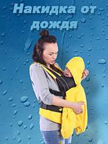 Эрго рюкзак-кенгуру «Free Air 3D», Весна/Лето/Осень (от 4 месяцев до 2 лет), фото 3