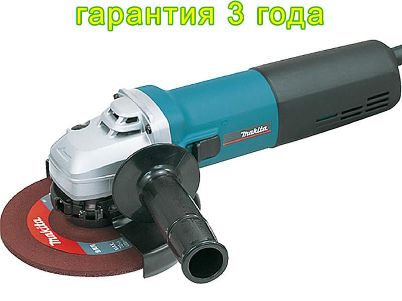 Болгарка профессиональная 150мм Makita 9566CVR, Кейс