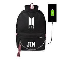 Портфель рюкзак  школьный БТС  сумка BTS K-Pop аниме косплей Корея Япония