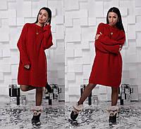 Платье - туника в стиле Оверсайз, фото 1