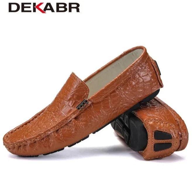 Туфли мужские лоферы