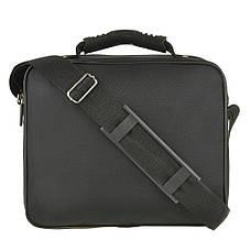 Мужская сумка Wallaby 26х24х16 резиновая ручка ткань полиэстер    в 2411, фото 2