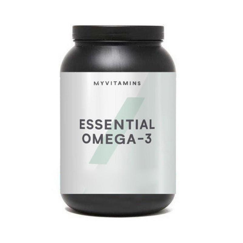 Рыбий жир My Protein ESSENTIAL OMEGA 3 1000 капсул