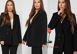 Демисезонный женский пиджак    36616- GT-a