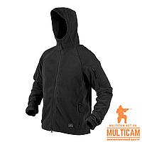 Куртка флисовая Helikon-Tex® CUMULUS® Jacket - Heavy Fleece - Black