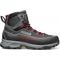 Ботинки мужские Asolo Arctic GV MM Grey/Gunmetal/Red, 45