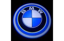 Підсвічування двері BMW на батарейках