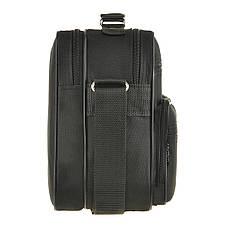 Чоловіча сумка Wallaby 26х24х16 тканина поліестер в 2410, фото 3