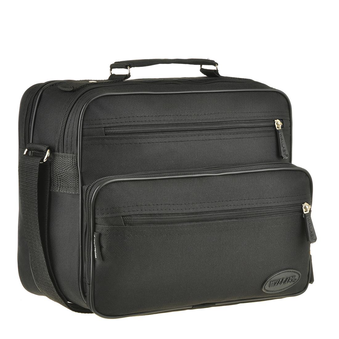 Чоловіча сумка Wallaby 26х24х16 тканина поліестер в 2410