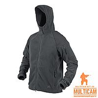 Куртка флисовая Helikon-Tex® CUMULUS® Jacket - Heavy Fleece - Shadow Grey