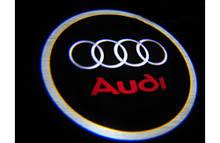 Підсвічування двері Audi врізна