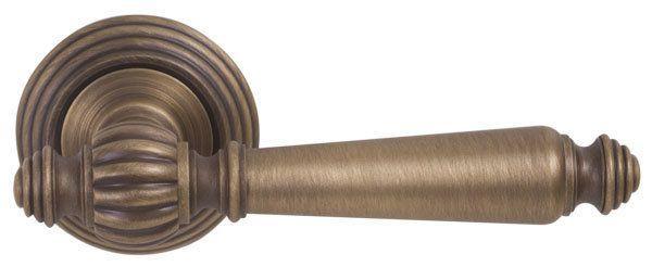 Ручки для дверей  Fimet Michelle 106 матова бронза