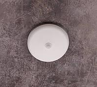 Светильник потолочный LED с датчиком движения (3х18х18 см.) Белый YR-24002/24W-ro-sensor