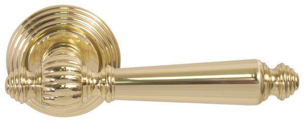 Ручки для дверей Fimet Michelle 106 полірована латунь