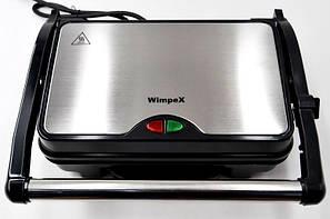 Гриль WimpeX WX-1066 гриль контактный, фото 2