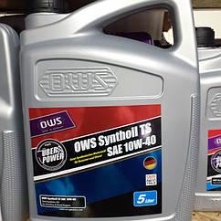 OWS 10W-40 Полусинтетическое масло (4л)