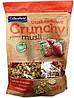 Кранчи Мюсли Crownfield Crunchy - з полуницею 350 г