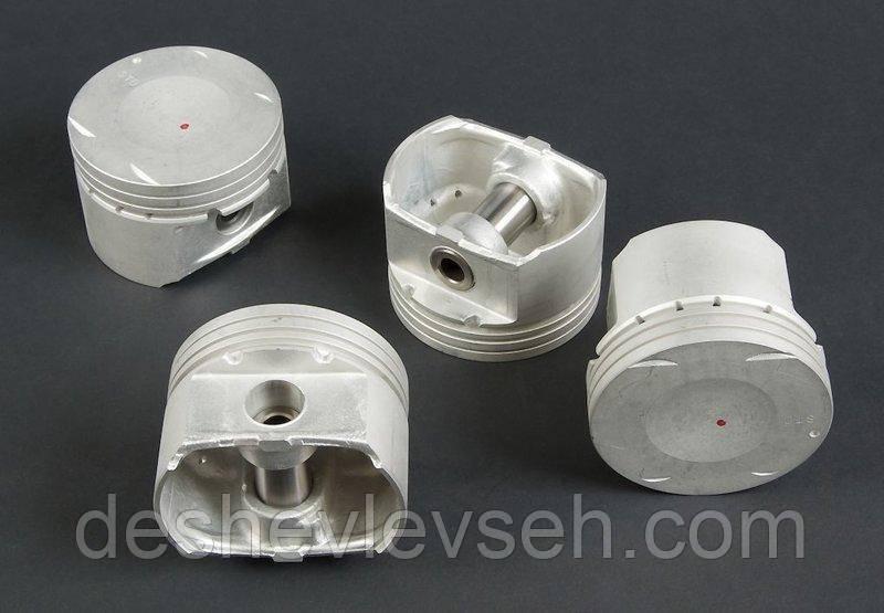 Поршень двигателя AVEO 1.5 SOHC (SWP) (ПОСЛЕ VIN 520014),AVEO II 1.5 (0.25), 93742892/93740221 (Корея)