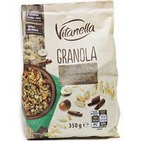 Гранола Vitanella - з горіхом та шоколадом 350 г