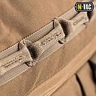 M-Tac рюкзак Mission Pack Laser Cut Coyote, фото 6
