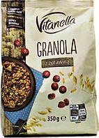Гранола Vitanella - з журавлиною 350 г