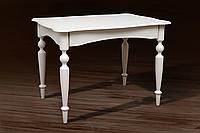Стол обеденный Омега (белый)