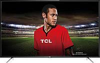 Телевизор TCL (РРI 1200Гц, UltraHD 4K, Smart, Android,Dolby Digital Plus2х10Вт,DVB-С/T2/S2)